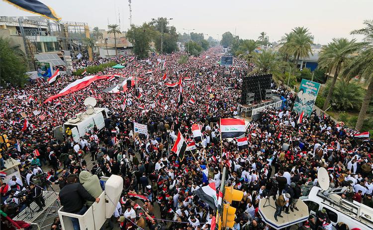 Ближневосточная ловушка: США – Ирак – Иран