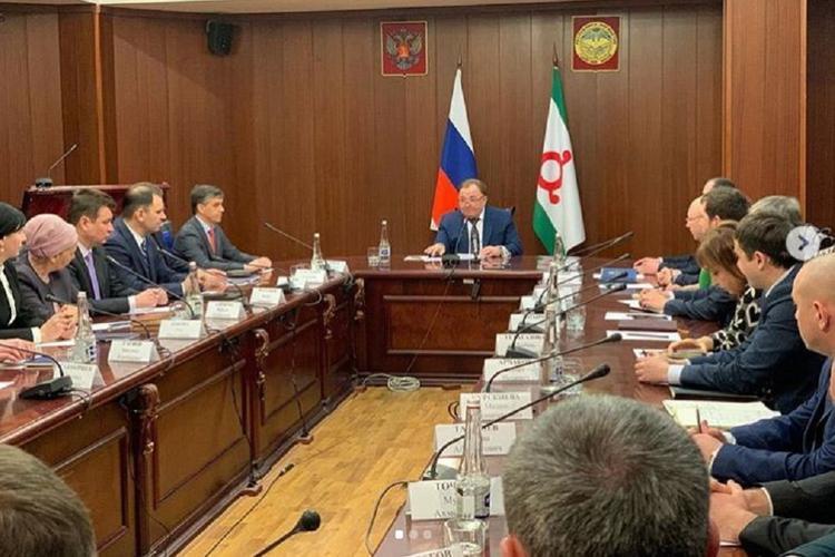 Глава Ингушетии отправил правительство республики в отставку