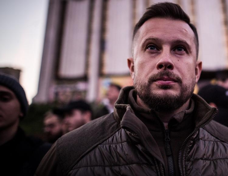 Основатель украинского «Азова» придумал стратегию борьбы с восставшими ДНР и ЛНР