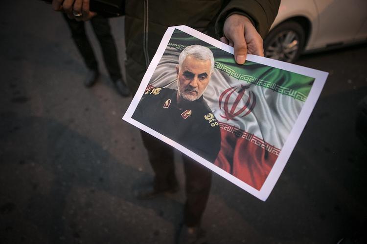Появилась информация о гибели офицера ЦРУ, который курировал атаку на Сулеймани