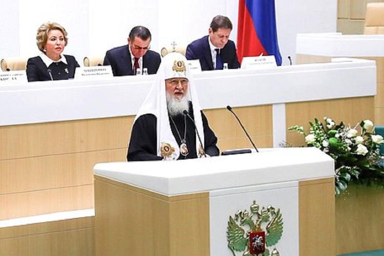 Патриарх Московский и всея Руси: запрет абортов увеличит население на 10 млн человек