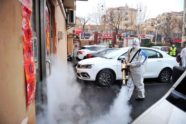 На фоне вспышки коронавируса в Китае начались волнения