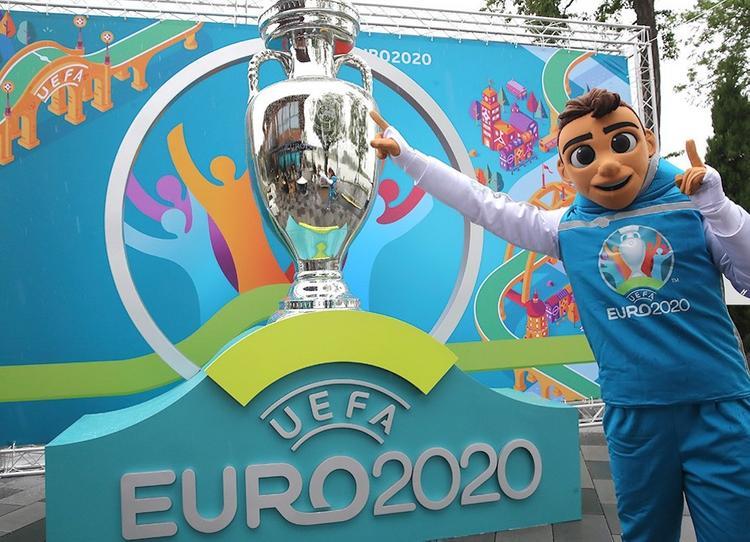 Появилось полное расписание Евро-2020. 4 матча в Санкт-Петербурге и финал на«Уэмбли»