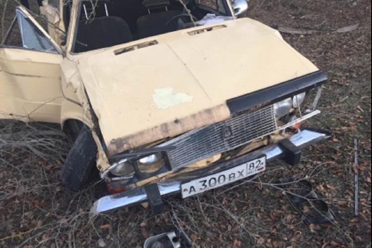 Пьяный крымчанин убежал с места ДТП, в котором погибла его 2-летняя дочь