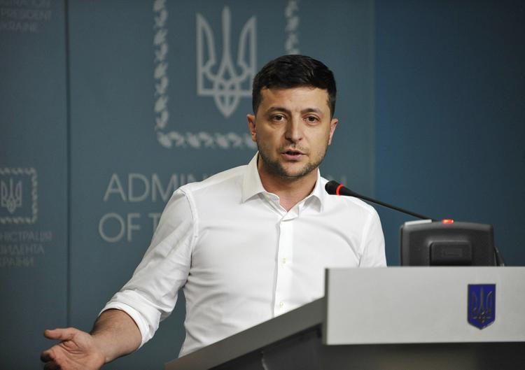 Оглашено предупреждение об угрозе организации Зеленским военного штурма ДНР и ЛНР