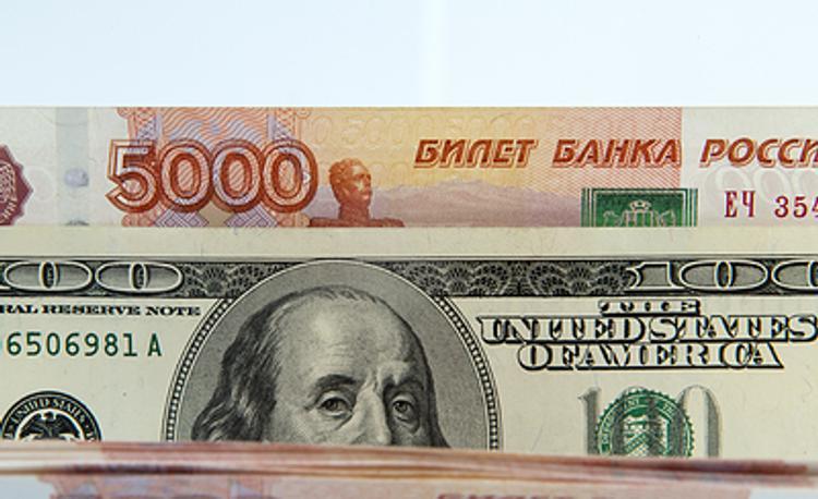 какое место занимает рубль среди валют