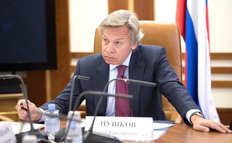Пушков считает украинскую трактовку истории