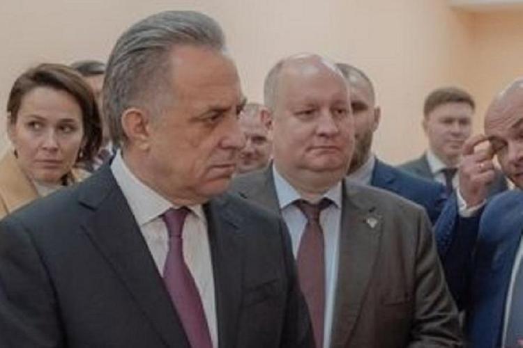 Бывший вице-премьер правительства России Виталий Мутко возглавил «Дом.РФ»