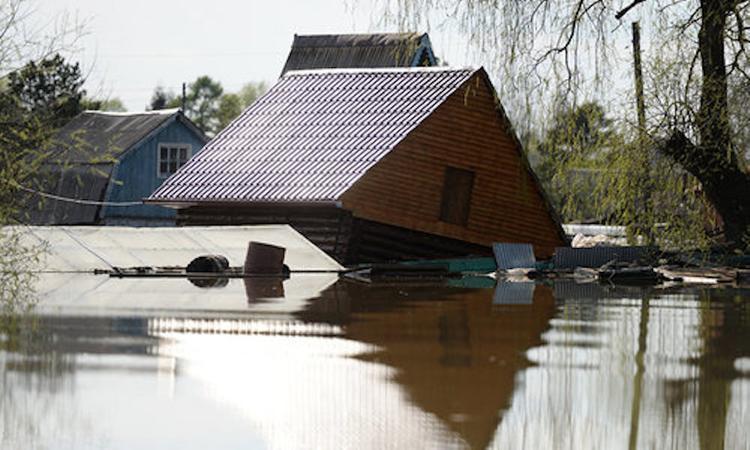 Глобальное потепление может привести к тому, что  Крым уйдет под воду