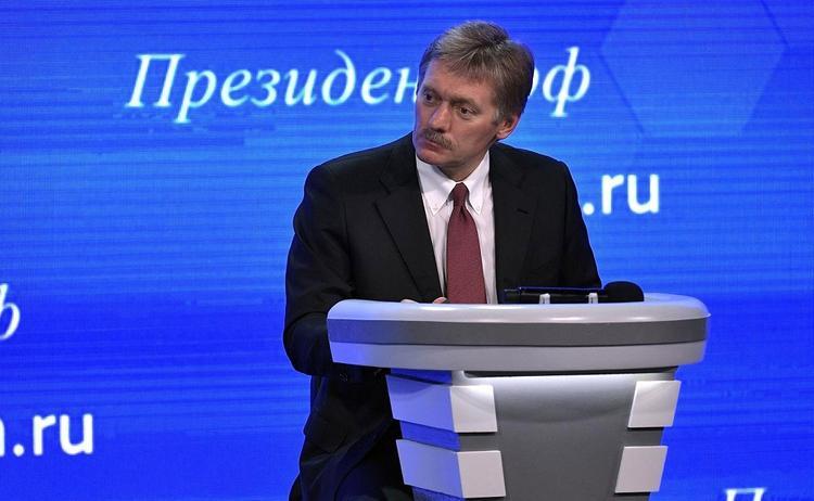 В Кремле прокомментировали беспокойство Эрдогана о крымских татарах