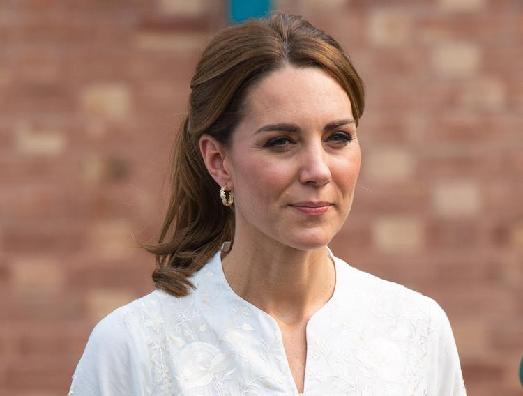 Герцогиня Кейт покорила поклонников