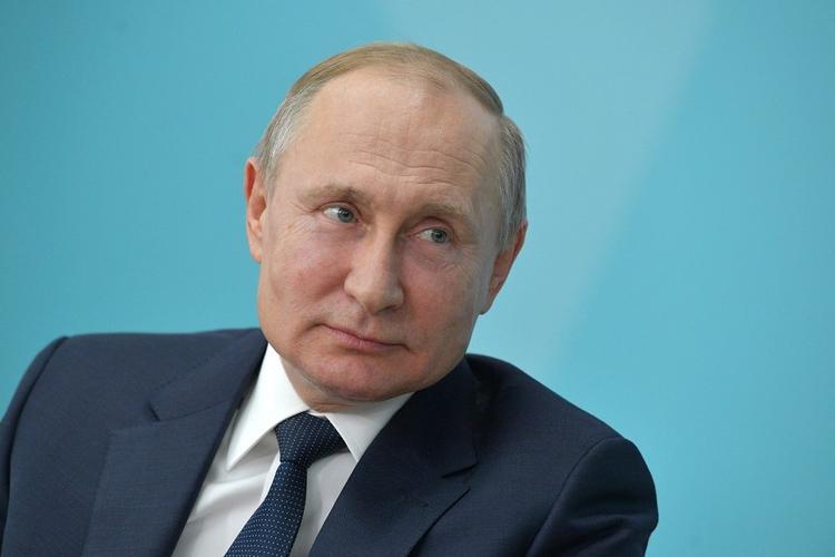 Путин поговорил по телефону с королем Саудовской Аравии