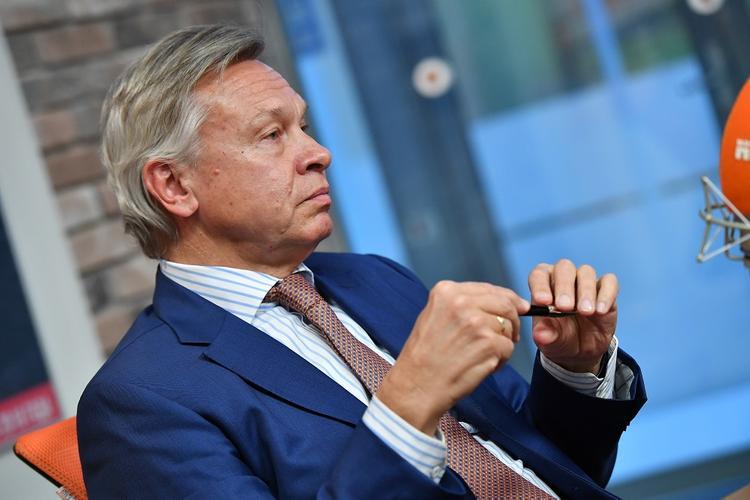 Пушков оценил заявление главы МИД Польши о споре с Россией