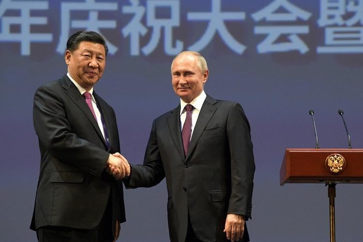 Визит Путина в Китай остается в планах на 2020 год