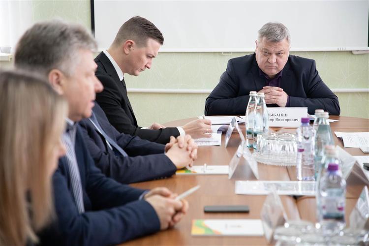 Депутаты обсудили вопрос реконструкции ливневки на территории ВНИИМК