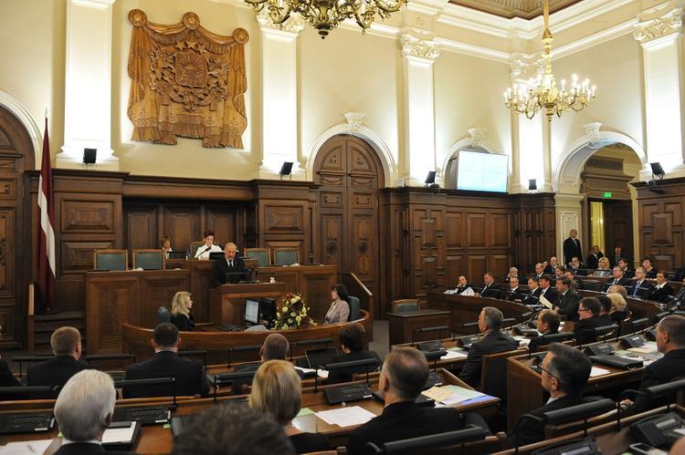 Сейм Латвии поддержал законопроект о роспуске Рижской думы