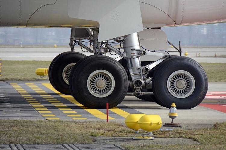 В Уфе самолет авиакомпании