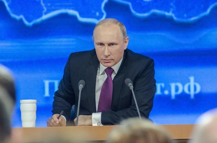 Владимир Путин рассказал об угрозах мировой безопасности