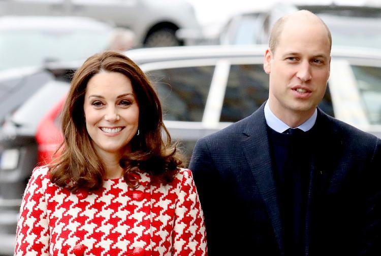Принц Уильям удивил поклонников, публично сделав комплимент жене