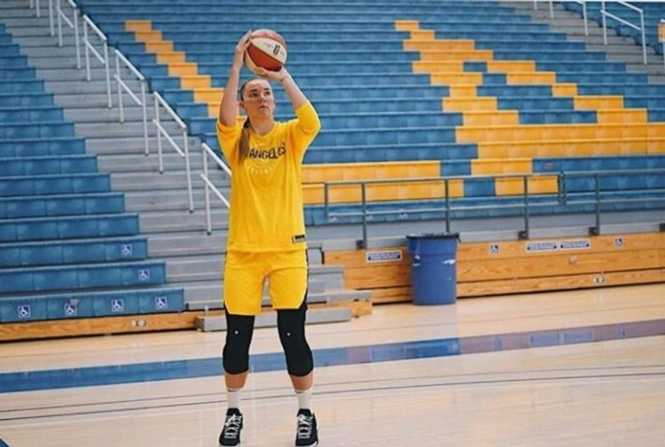 Баскетболистка Вадеева рассказала о комплексе из-за высокого роста