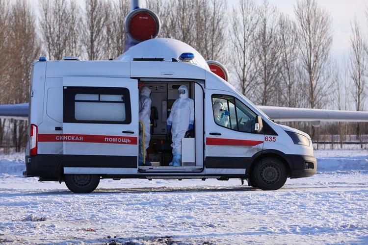 В Челябинской области открыли пункт временного пребывания граждан КНР