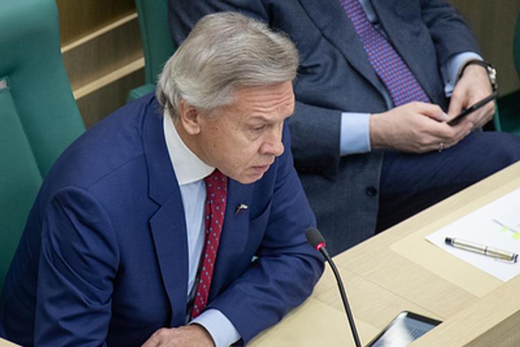 Пушков прокомментировал стремление Британии снять часть антироссийских санкций