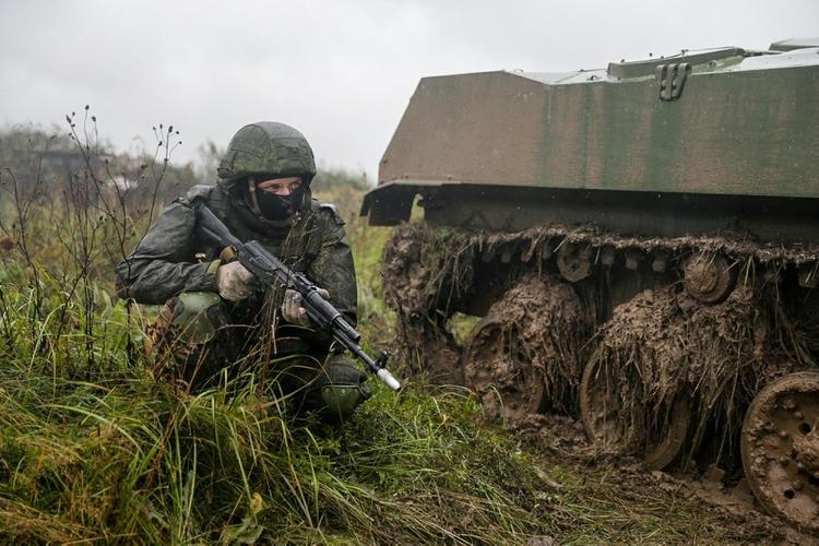 Киевский аналитик нашел «плацдарм России для интенсивной войны против Украины»