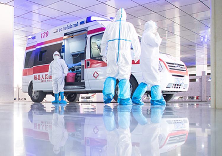 Второй зараженный китайским  коронавирусом выявлен в Испании