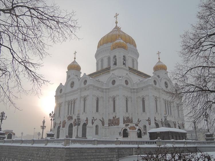 В Москве после сообщения о