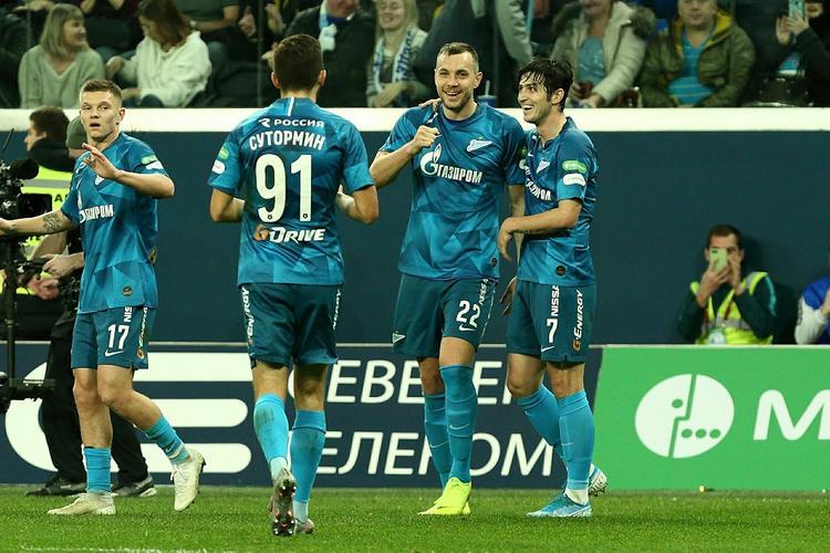 Сергей Щербаков: Пусть «Зенит» отдает игроков в аренду - как «Манчестер Сити»!