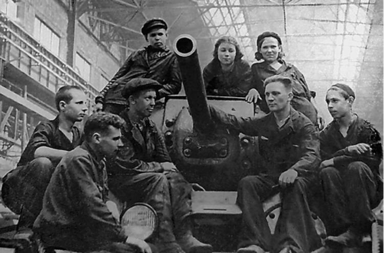 Почему Челябинск назвали Танкоградом