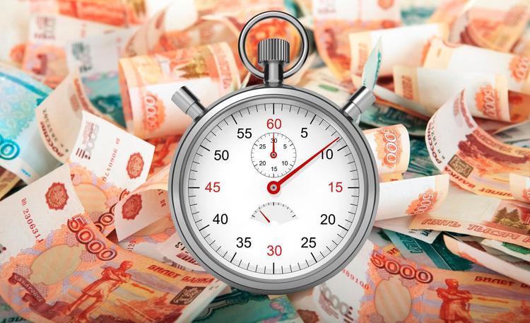 Россияне погружаются в кредитную кабалу