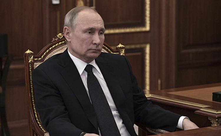 Путин выразил соболезнования в связи с гибелью  граждан Украины в ДТП  в Псковской области