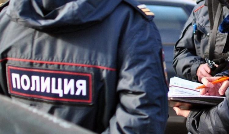 В МВД объяснили, зачем полицейский ударил девушку в живот
