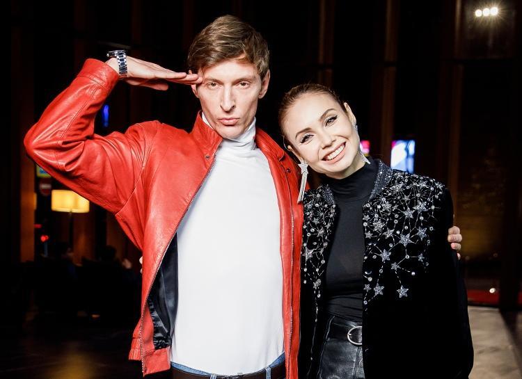 Павел Воля трогательно  поздравил жену Ляйсан Утяшеву с Днем святого Валентина