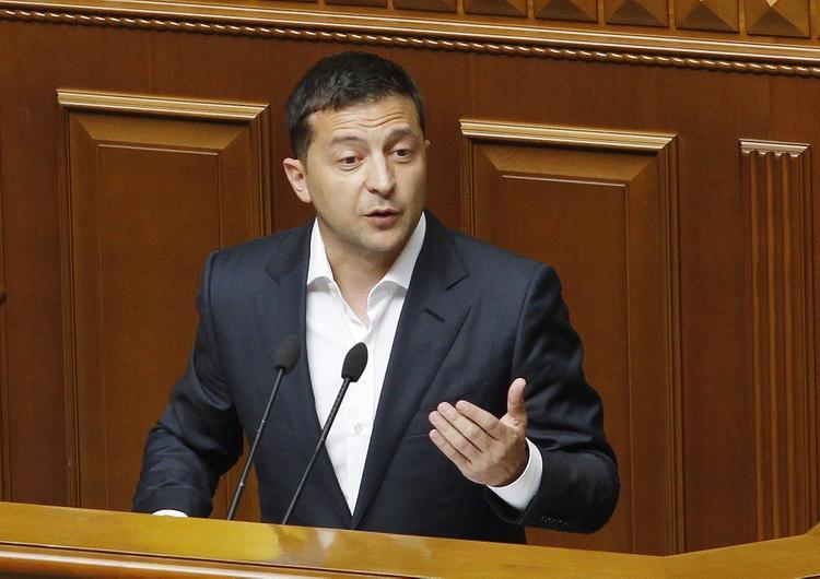 СМИ сообщили о найденном Зеленским способе вернуть восставшие республики Донбасса