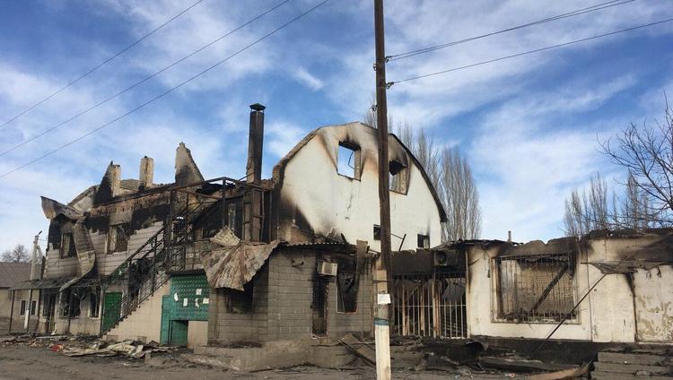 Появились уточненные данные о массовых беспорядках в Жамбылской области Казахстана