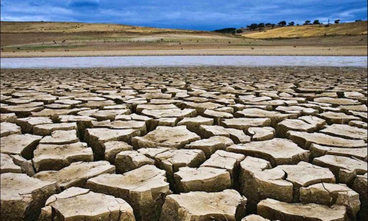 Запасы воды в  Севастопольском водохранилище  значительно поредели за последние две недели