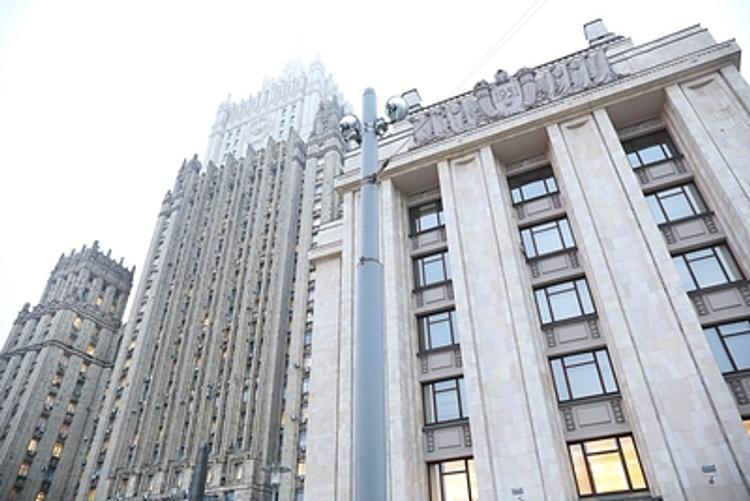 В МИД РФ ответили на  обвинения Эрдогана о роли России в ливийском конфликте