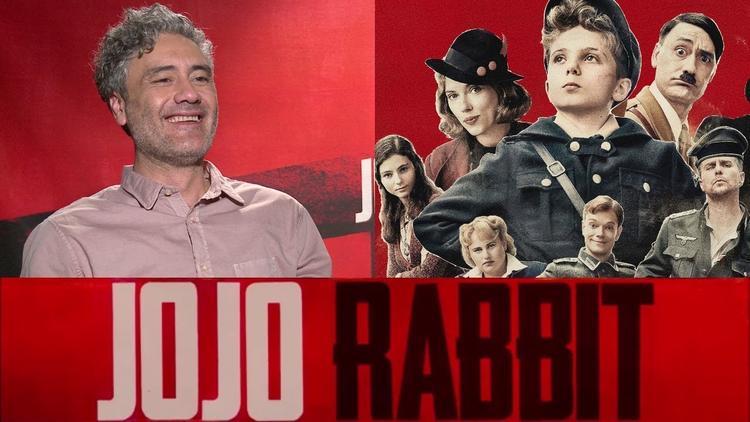 Кролик Джоджо — памфлет без проката
