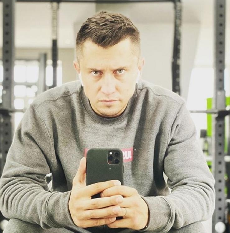 Павел Прилучный показал кадры со съемок фильма, для которого похудеет до 39 кг