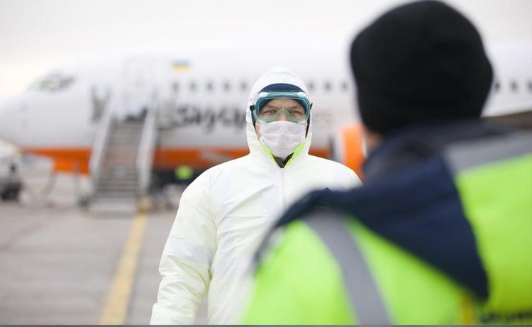 В Киеве пытаются отмыться от «уханского позора» с эвакуацией