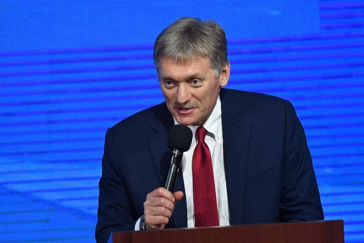 В Кремле оценили заявления о российской