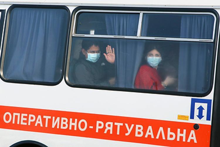 Украинка, эвакуированная из Китая, поблагодарила соотечественников за