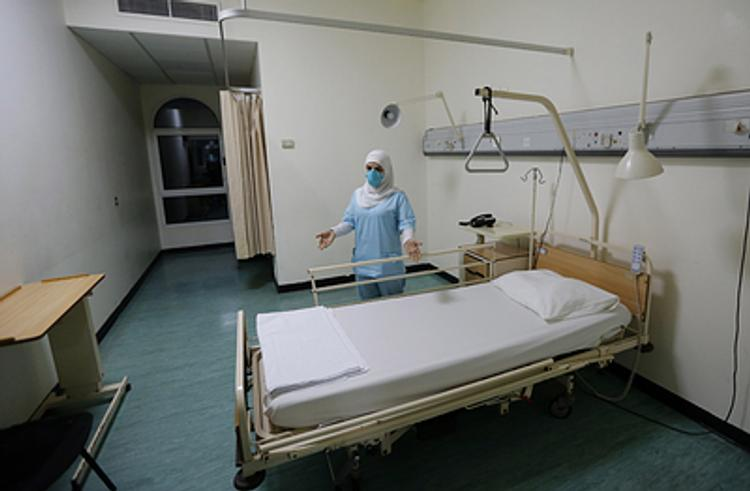 Больницу в Казани, куда доставили эвакуированных с лайнера Diamond Princess россиян, охраняет Росгвардия