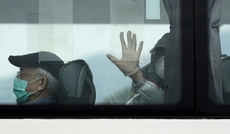 Восемь россиян, эвакуированных из-за коронавируса с лайнера Diamond Princess, помещены в Казани в карантин
