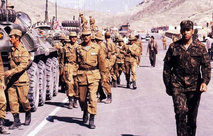 Афганистан: Нас называли «шурави»