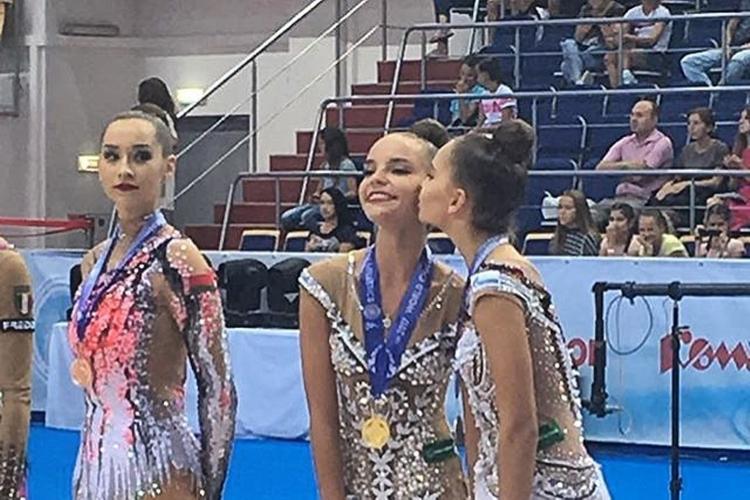 Стала известна сильнейшая гимнастка России