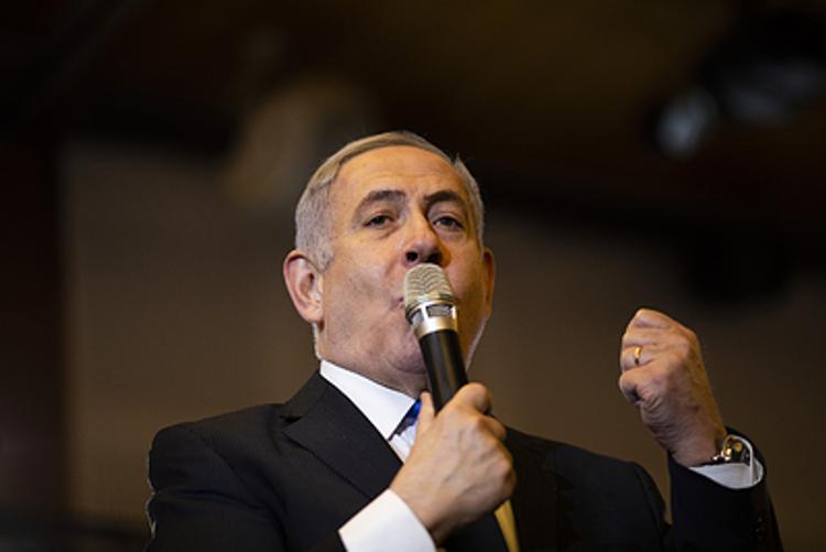 Премьер Израиля Нетаньяху заявил о готовности начать военную операцию в Газе