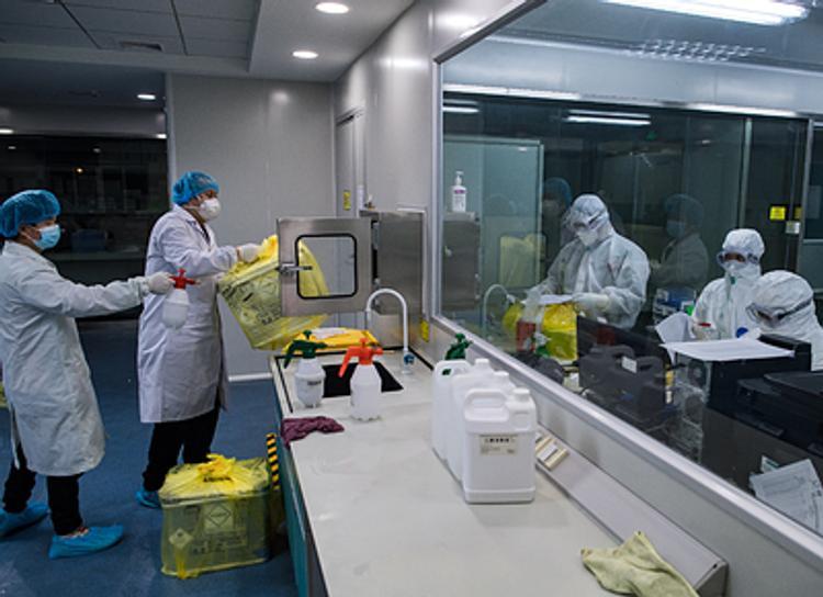 За подделку медицинских масок в Китае можно получить пожизненный срок